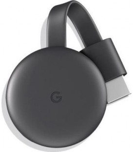 Reproductor Multimedia 1080P GOOGLE CHROMECASTBK
