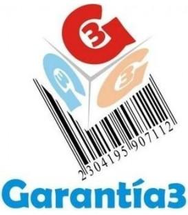 Garantia3 Cover Fisico 12meses tope maximo 1000€