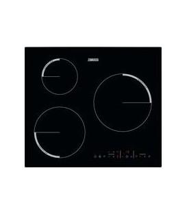 Induccion Zanussi ZIB6360CB, 3 zonas, 60cm, sin ma