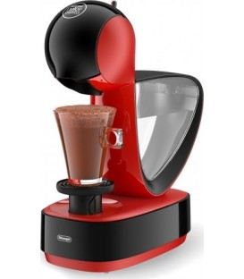 Cafetera Dolce Gusto Delonghi EDG260R, Infi. Roja