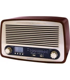 RADIO SUNSTECH RPR4000WD MULTI-FUNCION DE MADERA Y