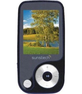 MP4 Sunstech THORN4GBBK, 4GB / 8GB y pantal
