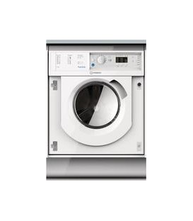 Lavasecadora Indesit BIWDIL75125, 7kg/5kg, 1200rpm