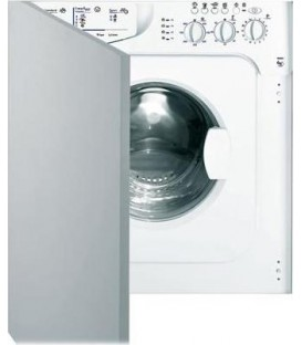 Lavadora Indesit IWME8, 800rpm, 6kg, INTEGRABLE