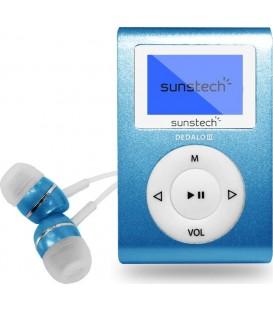MP-4 SUNSTECH DEDALOIII8GBBL REPRODUCTOR MP3 DE 4G