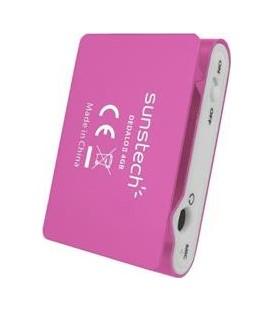 MP-3 SUNSTECH DEDALOIII8GBPK REPRODUCTOR MP3 DE 4G