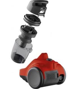 Aspirador AEG LX52ANIM, 750w, S/Bolsa, Trineo, X C