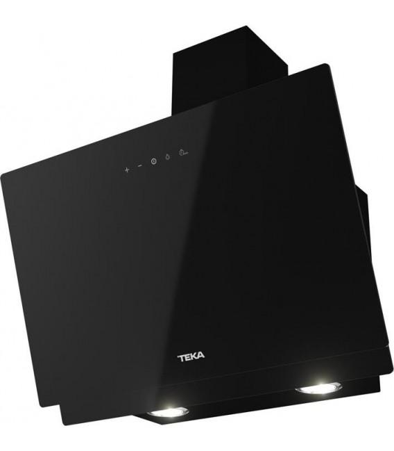 Campana Teka DVN64030TTC, 60cm, Cristal Negro