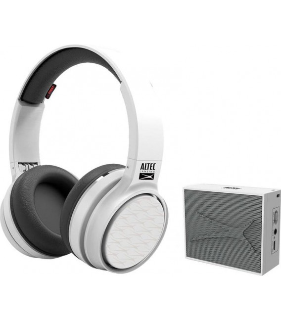 PACK ALTAVOZ + AURICULAR ALTEC BUNDLE PLAY+PARTY