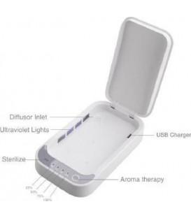 Esterilizador Ultravioleta UV LED QMEUV1