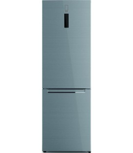 Combi LETT CNF185DSX, 185x60cm, A+, Inox, Display