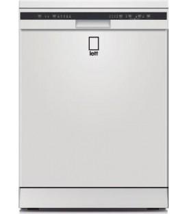 Lavavajillas LETT LVV1254W, 12c, A++, blanco, 1/2c