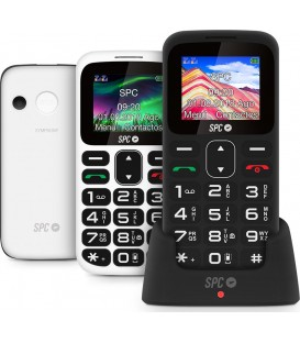 TELEFONO movil SPC 2310B symphony BIG BUTTON SOS D