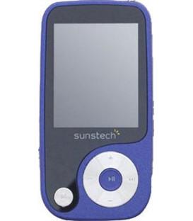 MP4 Sunstech THORN4GBBL, 4GB / 8GB y panta