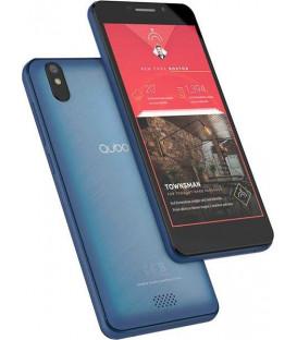 SMARTPHONE QUBO MINERVA BLUE 32G,3G RAM