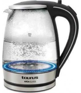 Hervidora de agua TAURUS AROA GLASS New 958523000