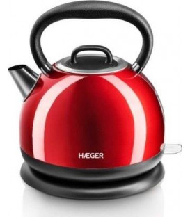 HERVIDOR HAEGER EK22R021A RED CHERRY 1.7 LITROS RE