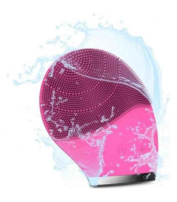 Limpiador facial ultrasónico GKL PINK CARESS
