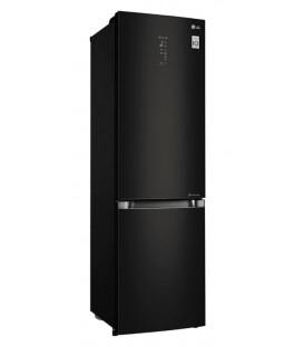 Combi LG GBB940BMQZT, 200x60cm, A++, Cristal Negro