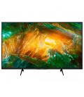 TV SONY KD65XH8096BAEP 65 LCD 4K HDR X1 A