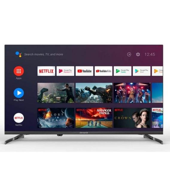 TV 50 AIWA LED506UHD • UHD 50 127CM• RESOLUCION 4K