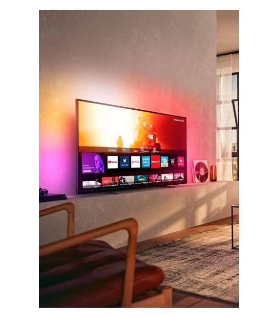 TV PHILIPS 43PUS780512 43 ULTRA HD SAPHI 3 LADOS