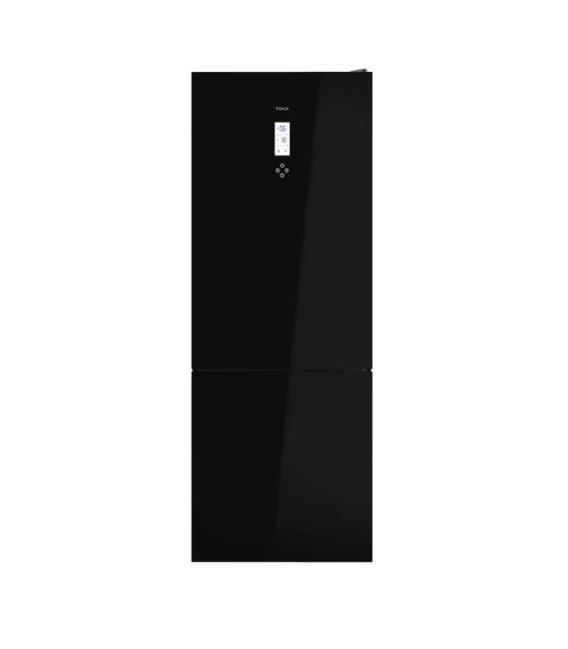 COMBI TEKA RBF78720GBK, 192x70cm, A++, CRISTAL NEG