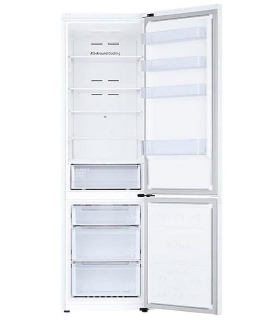 Combi Samsung RB38T600EWW, 203x60cm, E, Blanco