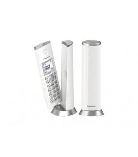 Telefono Panasonic Duo KXTGK212SPW, sobremesa, Bla