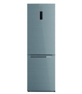 COMBI LETT ECNF185DSX, 185x60cm, A+, No frost, luz
