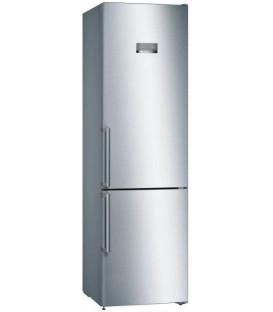 Combi Bosch KGN397IEQ, 203x60cm, E, Inox A
