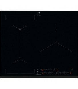 Induccion Electrolux EIS62341, 3 zonas, 60cm