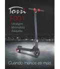 PATIN TOSSI F001 24V, 8 Ah,250W