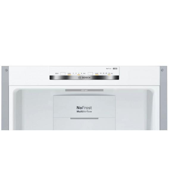 Combi Bosch KGN36VIEA, 186x60cm, E, Inox A