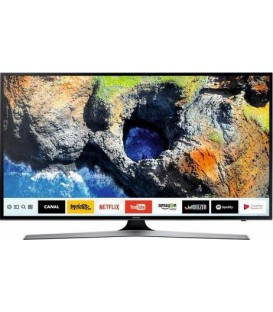 "TV LED Samsung UE40MU6105KXXC, 40"" - TV Plano UHD,"