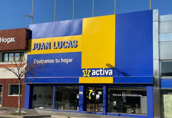 Conoce nuestra renovada Tienda Activa Juan Lucas de El Viso