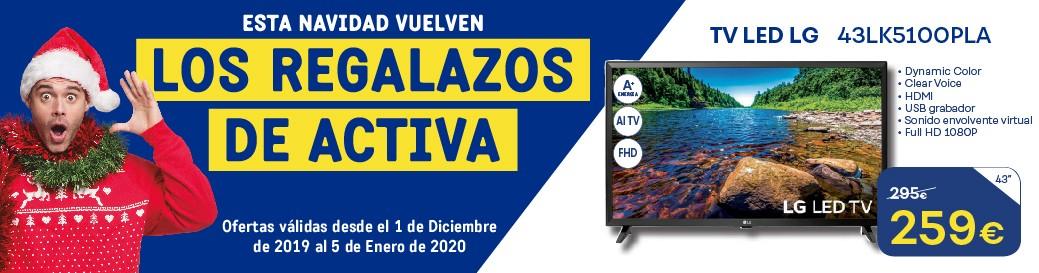 TV LED LG 43LK5100PLA
