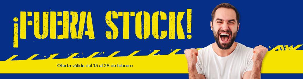 Fuera Stock!