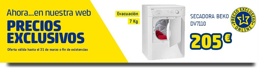 secadora beko dv7110