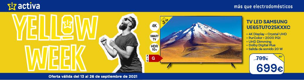 TV 65 SAMSUNG UE65TU7025KXXC 4K